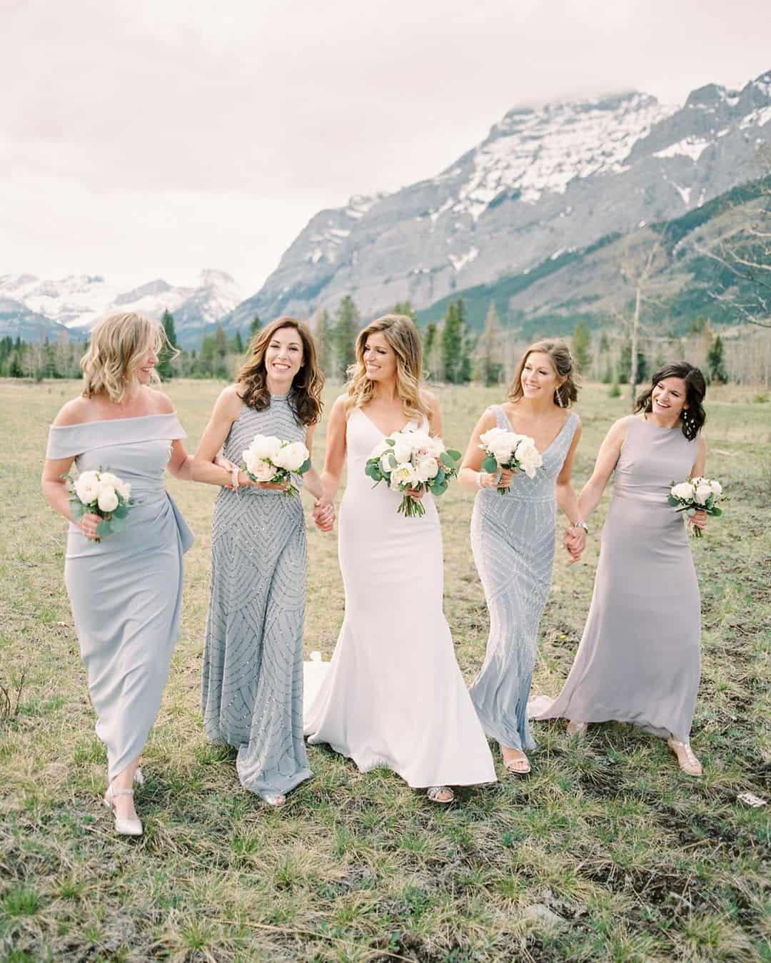 How to choose bridesmaid dress?