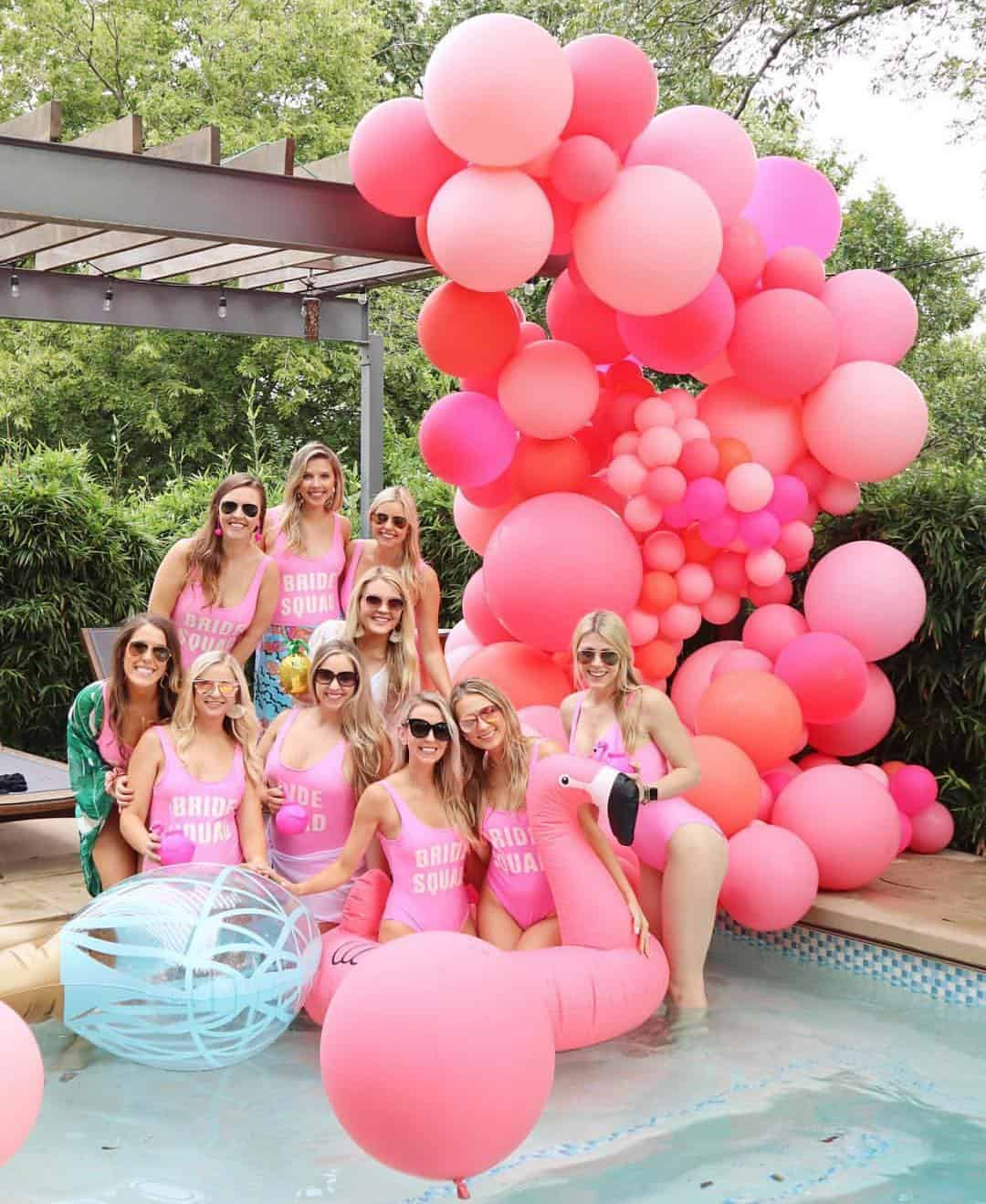 How to arrange Bachelorette Pool Party?