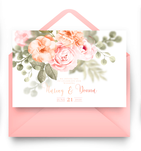 5 important points for perfect wedding invitation!