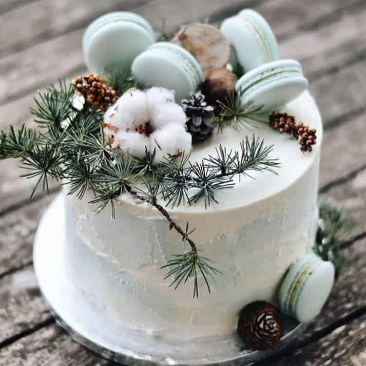 Winter Wedding Cakes ideas!