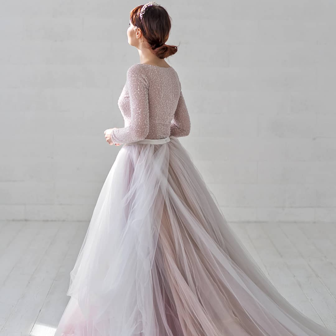 February 2020 - Winter wedding dress