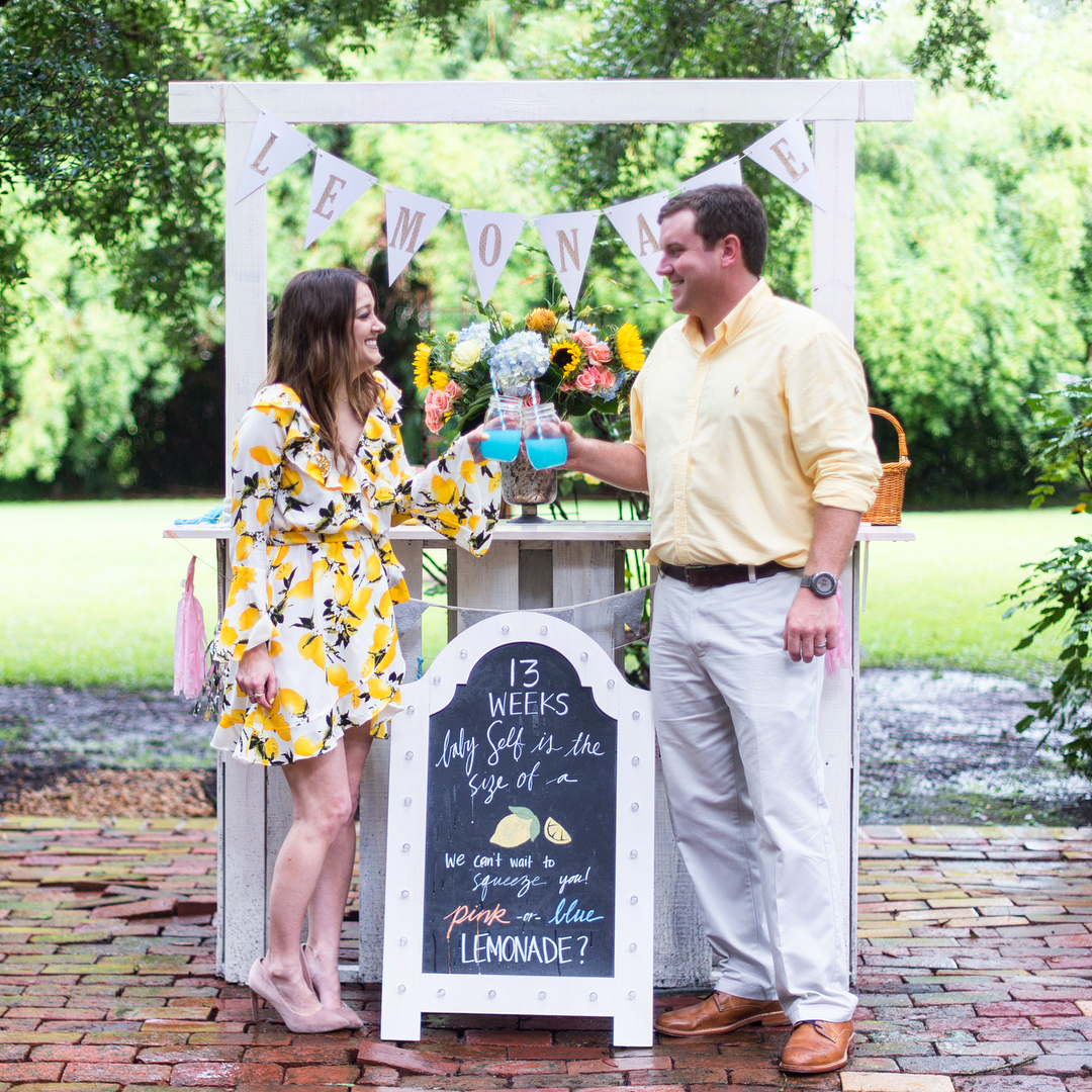 Gender Reveal Party - Summer ideas